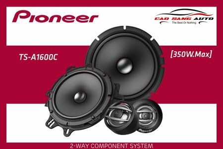 LOA 2 WAY PIONEER TS-1600C