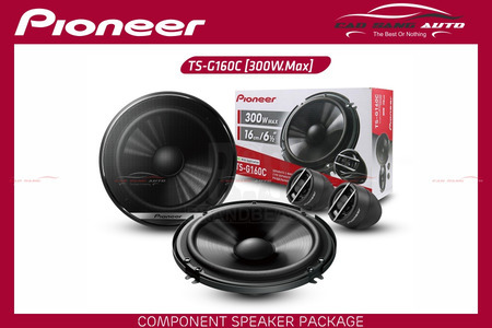 LOA 2 WAY PIONEER TS-G160C