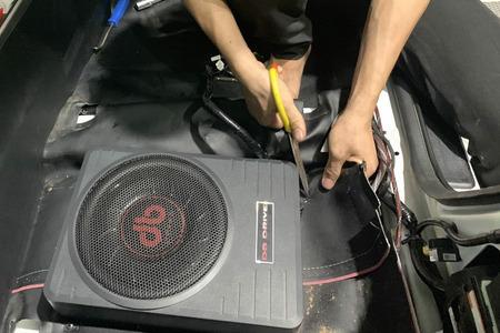 Loa siêu trầm DBS 10A DB Drive 880Watts Peak - Hình 3