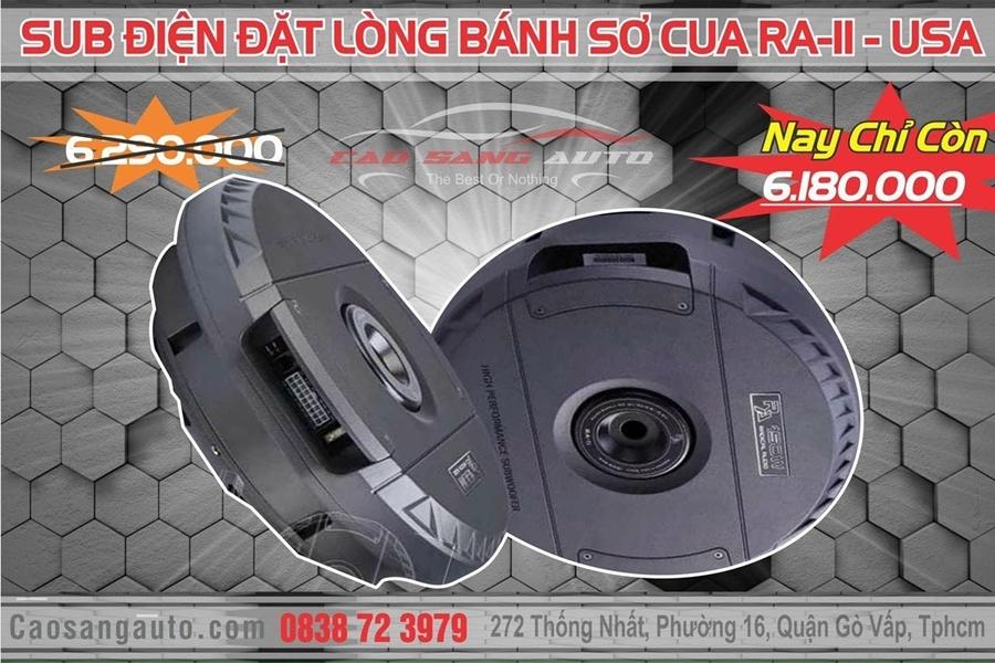 SUB RA-11 RADICAL ĐẶT BÁNH SƠ CUA