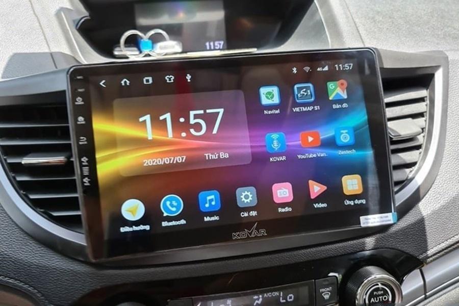 Màn hình Android Kovar T2 cho xe ô tô