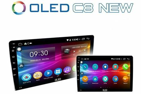 Màn hình Android Oled C8 New Chất Lượng - Giá Tốt Nhất - Hình 4