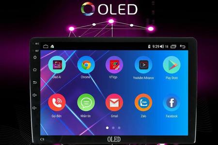Màn hình Android Oled C8 New Chất Lượng - Giá Tốt Nhất - Hình 2
