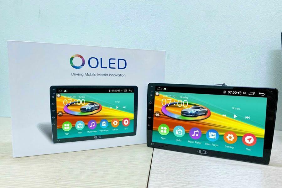 Màn hình Android Oled C8 New Chất Lượng - Giá Tốt Nhất - Hình 3