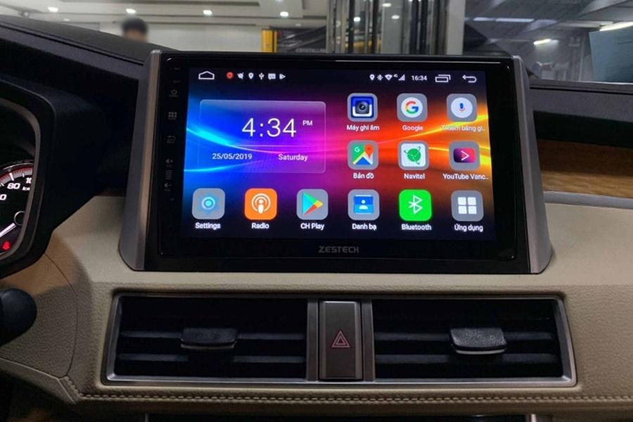 Màn hình Android Zestech Z500 sang trọng & đẳng cấp