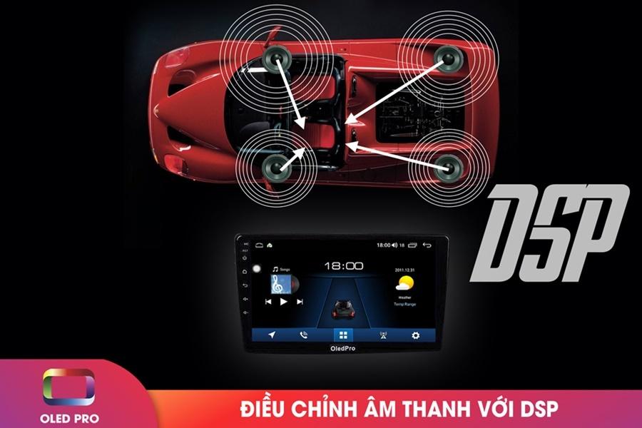 Màn hình DVD Android OLED C2 - Hình 2