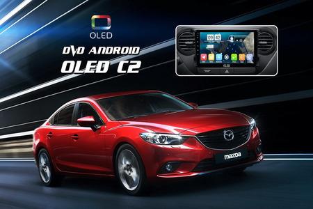 Màn hình DVD Android OLED C2 - Hình 1