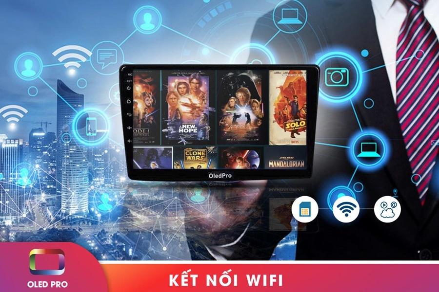 Màn hình DVD Android OLED C2 - Hình 6