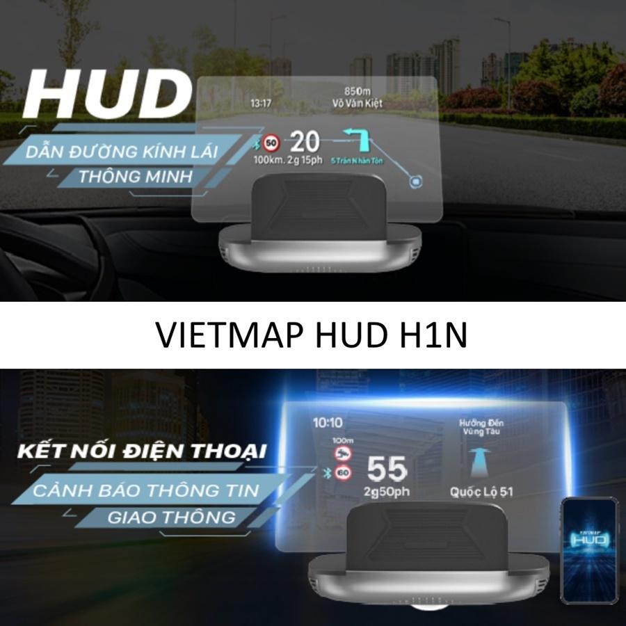 Màn hình HUD Vietmap H1X