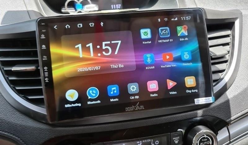 Sở hữu thiết kế hiện đại, sang trọng giúp chiếc xe của bạn trở nên có tính thẩm mĩ hơn, làm không gian trong xe đẹp hơn