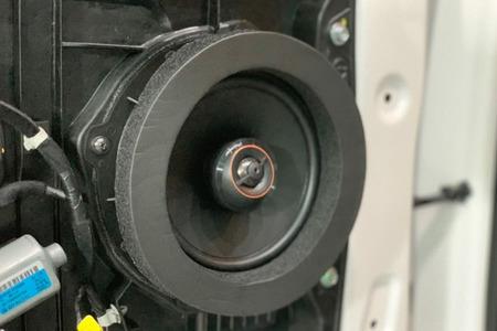 Nâng cấp hệ thống âm thanh Pioneer 7 loa cho Huyndai Santafe/Tucson 2020 - Hình 5