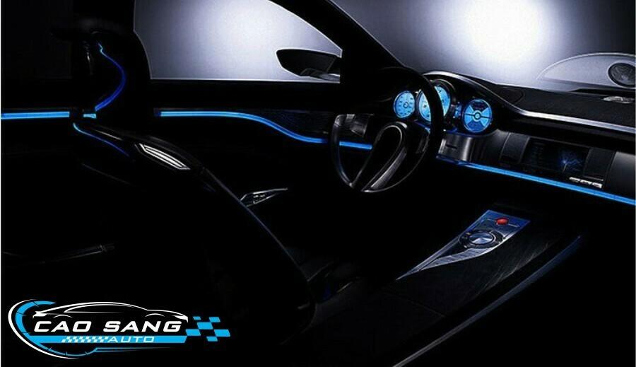 Đèn Led viền nội thất xe hơi