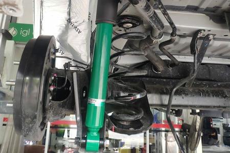 Phuộc nhún xe Xpander Endura Pro Plus - Hình 2