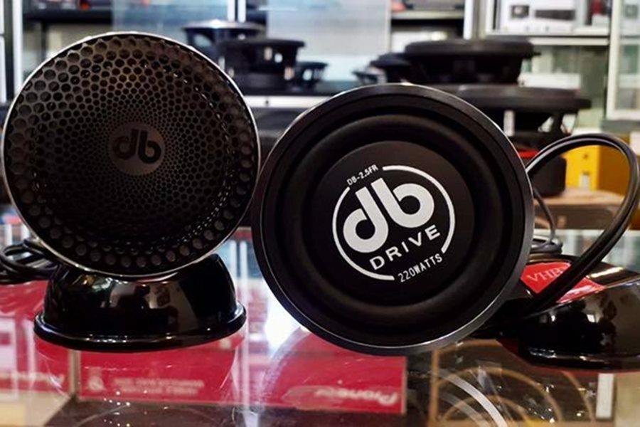 LOA DB 2.5FR - THƯƠNG HIỆU DB DRIVE - Hình 1