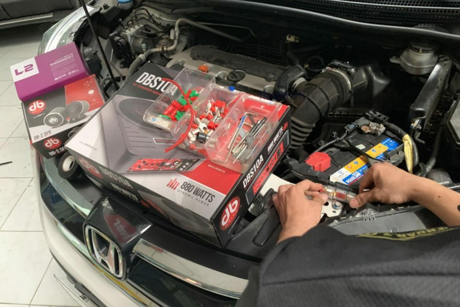 Set 3 loa đến từ Mỹ với thương hiệu DB Drive - Hình 4