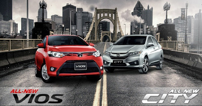 【So sánh】Độ ồn của Vios và City loại xe nào cách âm tốt hơn?