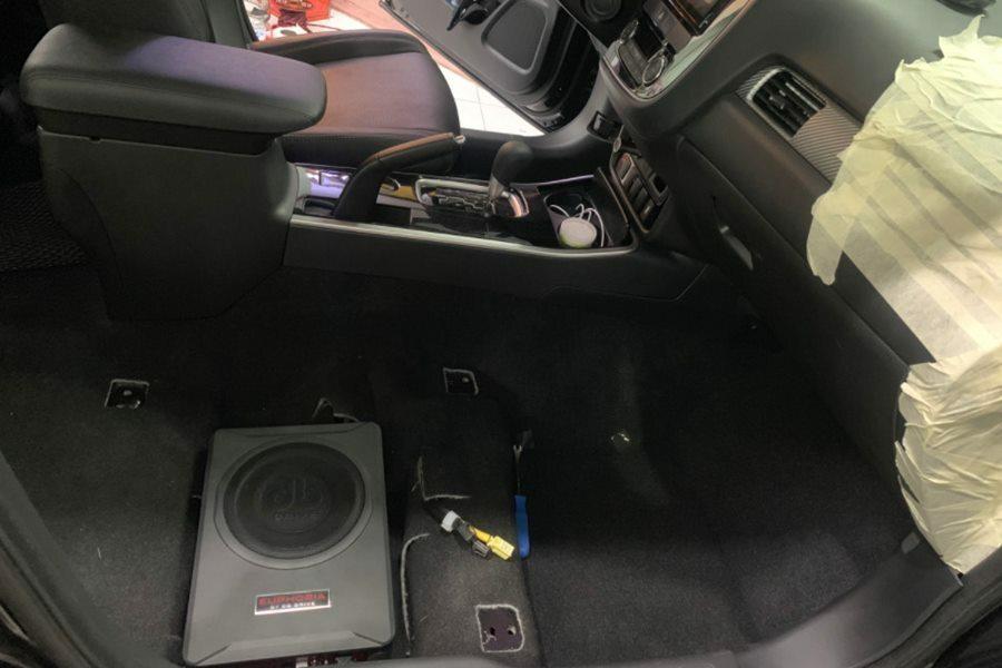 Sub điện gầm ghế DB ESP8 của Mỹ - Hình 6