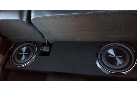 SUB HƠI PIONEER TS-SW3002S4 - Lắp cho các dòng xe có không gian nhỏ hẹp, chất âm mạnh mẽ uy lực