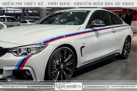 Tem đơn giản BMW