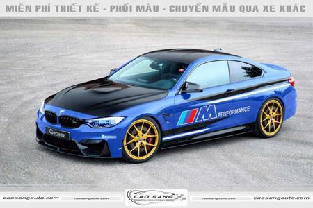Tem xanh đen xe BMW