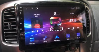 【TOP 10+】Màn hình android 10 inch cho ô tô nên mua