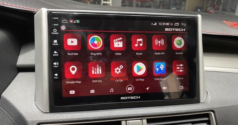 Màn hình DVD Android Gotech