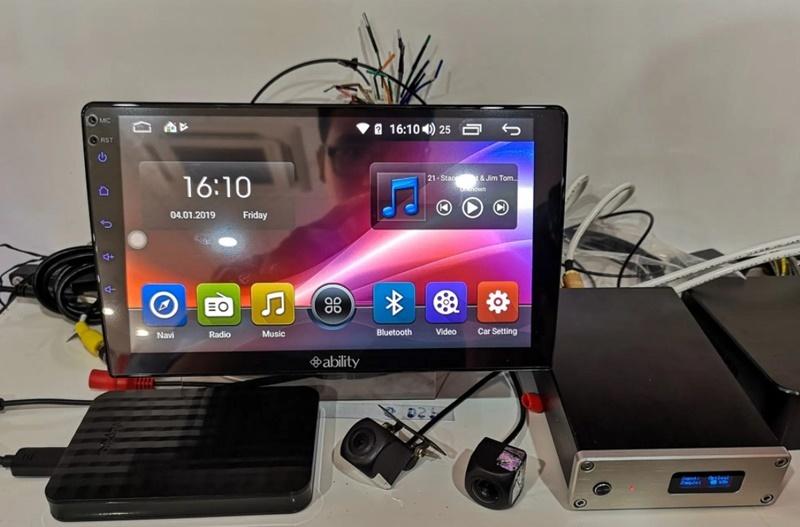 Màn hình Android Ability