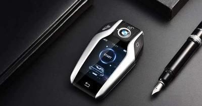 【TOP】8+ Khóa smartkey dành cho ô tô xe hơi tốt nhất hiện nay