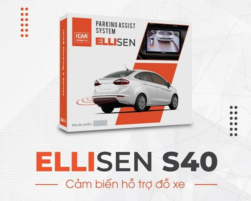 Cảm biến lùi Ellisen S40