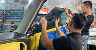 [Tư Vấn] Dán phim cách nhiệt xe ô tô xe hơi giá bao nhiêu - ở đâu đẹp uy tín