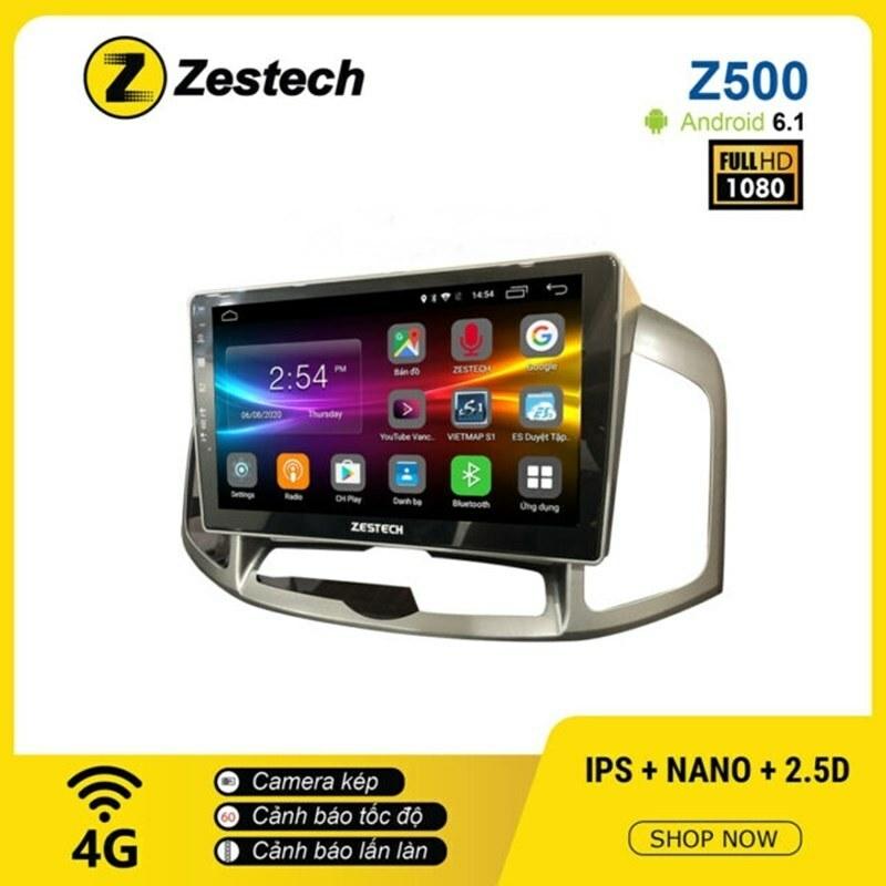 Độ màn hình dvd android Zestech Z500