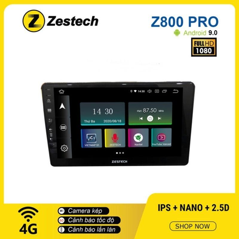 Độ màn hình dvd androidZestech Z800 Pro