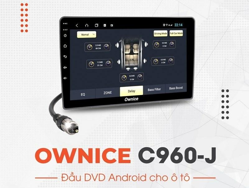 Màn hình Android Ownice C960J