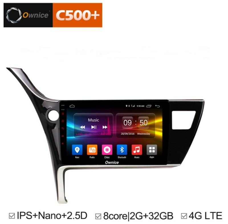 Màn hình Android Ownice 500+