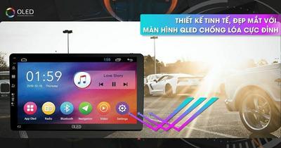[Tư Vấn] Màn hình Android cho dòng xe Vinfast Fadil Lux President VF